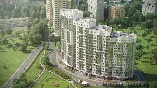 ЖК Панорама Сколково